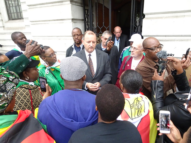 Acting High Commissioner SA High Commission